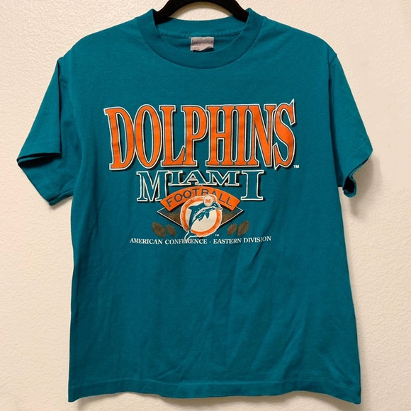 2a46cb68 Vintage Miami Dolphins Football Shirt